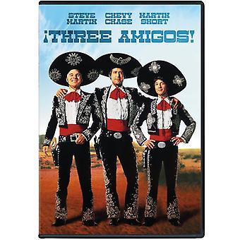 Tre Amigos [DVD] USA import