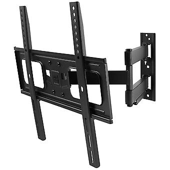 En For alle Turn og Tilt Wall Mount for 32-84 tommer LED/LCD/Smart TV - sort