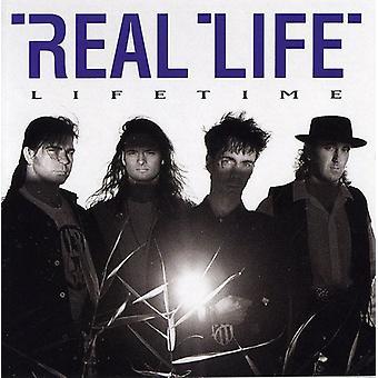 Vida real - importación de Estados Unidos toda la vida [CD]