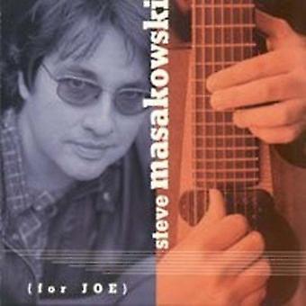 Steve Masakowski - importación de Estados Unidos por Joe [CD]