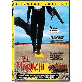 El Mariachi [DVD] USA import