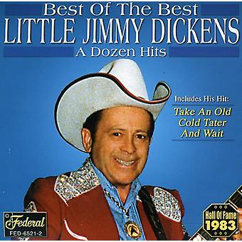 Little Jimmy Dickens - Best of the Bes [CD] USA import