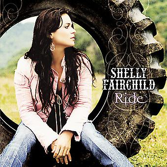 Shelly Fairchild - Ride [CD] USA import