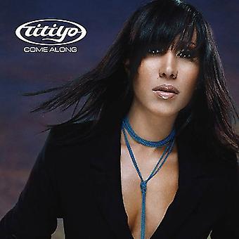 Titiyo - kommer langs [CD] USA import