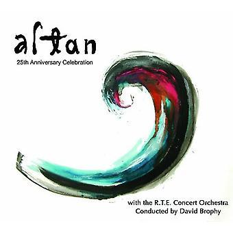 Altan - Altan: importación de Estados Unidos aniversario [CD] 25
