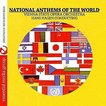 Vienna State Opera Orchestra - National Anthems of the World [CD] USA import