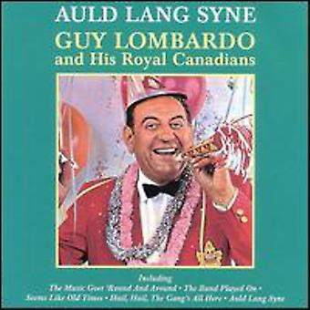 Fyr Lombardo - Auld Lang Syne [CD] USA import