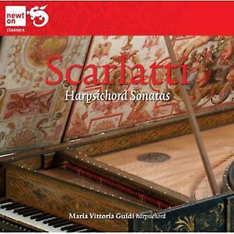 D. Scarlatti - Scarlatti: Cembalo sonater [CD] USA import
