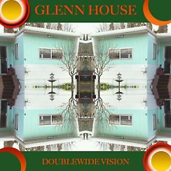 Glenn House - Doublewide Vision [CD] USA import