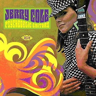 Jerry Cole - Psychedelic Guitars [CD] USA import