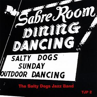 Salty Dogs Jazz Band - Live at the Sabre Room [CD] USA import