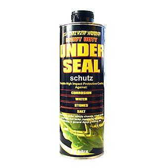 Silverhook Car Detailing Under Seal Corrosion Protection Coating for Paint and Bodywork in 1 L