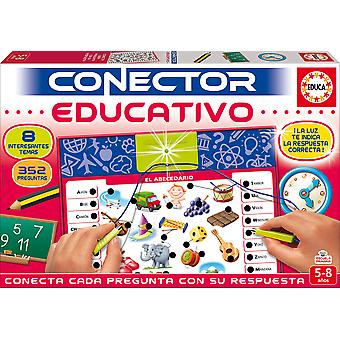 Educa Conector tivo 5-8 Años (Toys , Educative And Creative , Electronics)