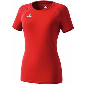Erima women performance T-Shirt-red - 808213