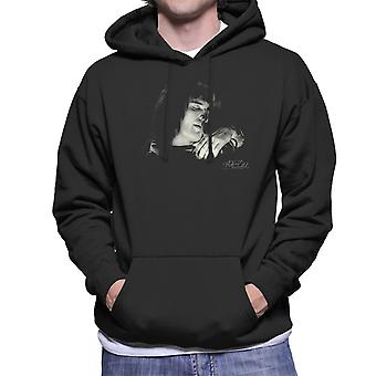 Freddie Mercury Queen Youre My Best Friend Men's Hooded Sweatshirt