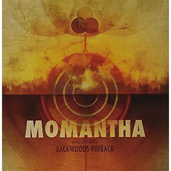Backwoods Payback - Momantha [CD] USA importerer