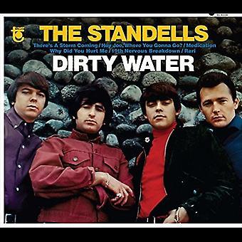 Standells - smutsigt vatten [CD] USA import