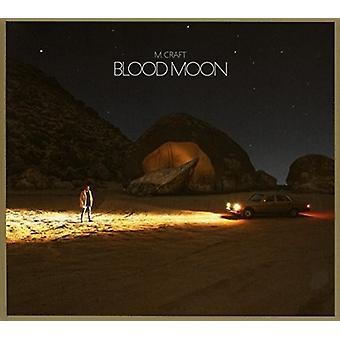 M håndværk - blod månen [CD] USA import