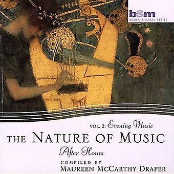 Maureen McCarthy Draper - arten af musik, Vol. 2: aften musik efter timer [CD] USA import