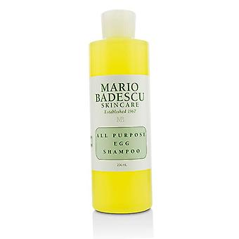 Mario Badescu All Purpose Egg Shampoo (For All Hair Types) - 236ml/8oz