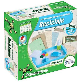Science 4 You First Steps in Ecology-Recycling