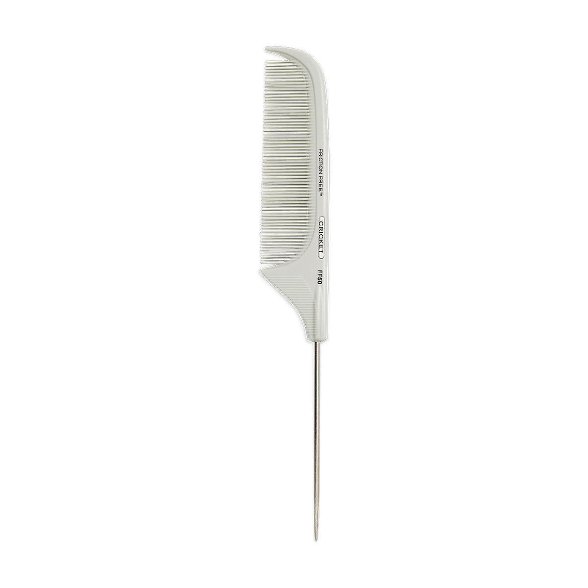 Cricket Friction Free FF50 Fine Tooth Rattail Comb