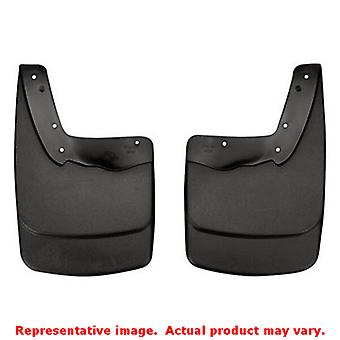 Husky Liners 57611 Black Custom Molded Mud Guards   FITS:FORD 2006 - 2010 EXPLO