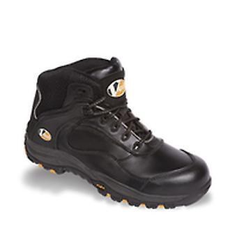 V12 VS640 Smash Black Hiker Boot EN20345:2011-S1P Size 7