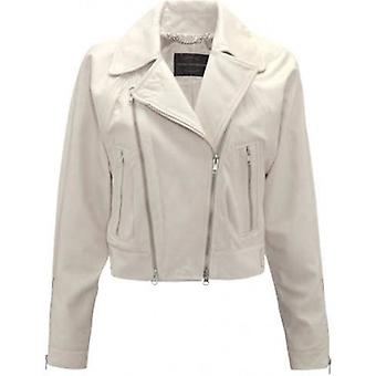 Arraya Womens Leather Jacket