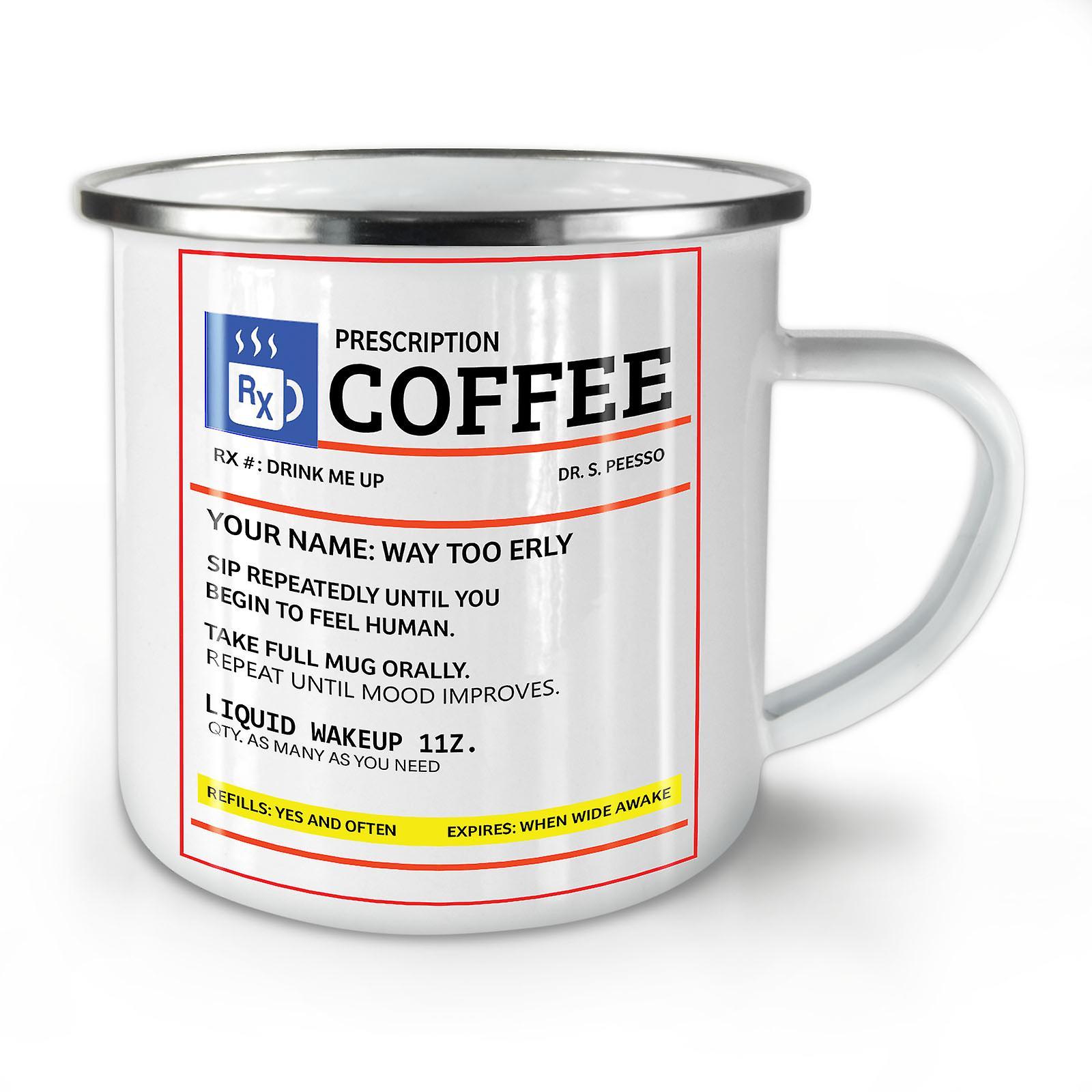 Émail OzWellcoda Mug10 Café Prescription Nouvelle Whitetea Ygy6bf7v