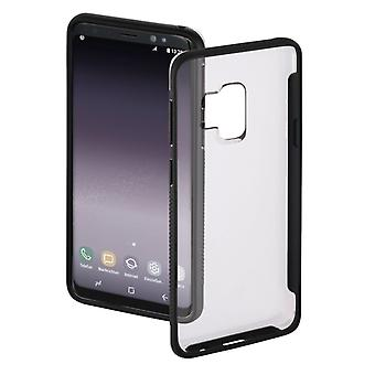 Hama Cover Frame Voor Samsung Galaxy S9 Transparant/zwart