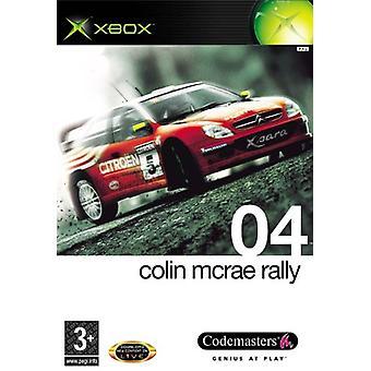 Colin McRae Rally 4 (Xbox)