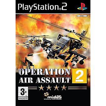 Operation Air Assault 2 (PS2)