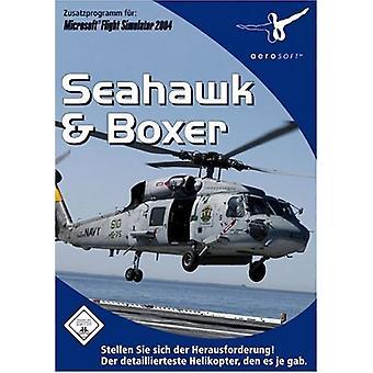 Seahawk Boxer-tillägget för Microsoft Flight Simulator 2004 (PC)