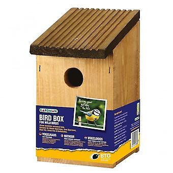 Fugl boks for vilde fugle