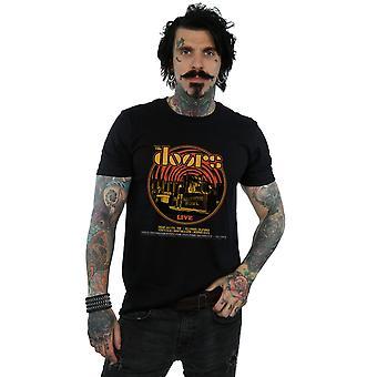 Die Türen Männer Live 68 Retro Kreis T-Shirt