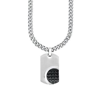 s.Oliver jewel mens necklace stainless steel SO1017/1 - 463607