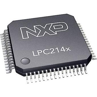 NXP Semiconductors LPC2141FBD64,151 Embedded microcontroller LQFP 64 (10x10) 16/32-Bit 60 MHz I/O number 45
