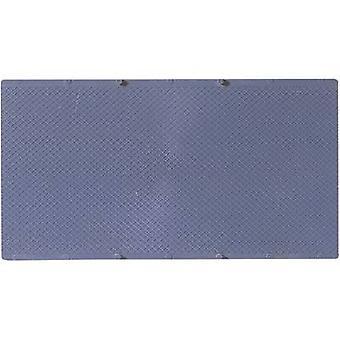 H0, TT Plastic sheets (L x W) 200 mm x 100 mm Plastic 52414