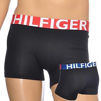 Tommy Hilfiger algodón Bold estiramiento tronco, negro, X-grande