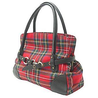 Tartan Handbag R (R Stewart)