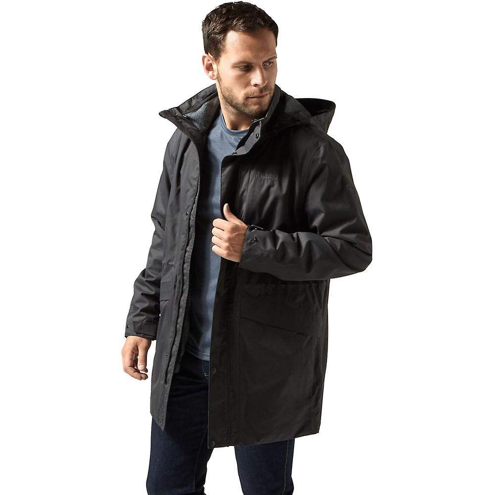 Craghoppers Pour des hommes Herston isolé veste imperméable 3 en 1