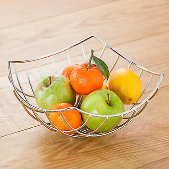 Judge Wireware, 24cm Fruit Basket, Square