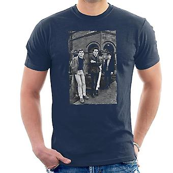 The Smiths Alternative Shot Salford Lads Club 1985 Men's T-Shirt