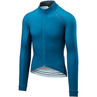 Altura Teal 2018 Race Long Sleeved Cycling Jersey