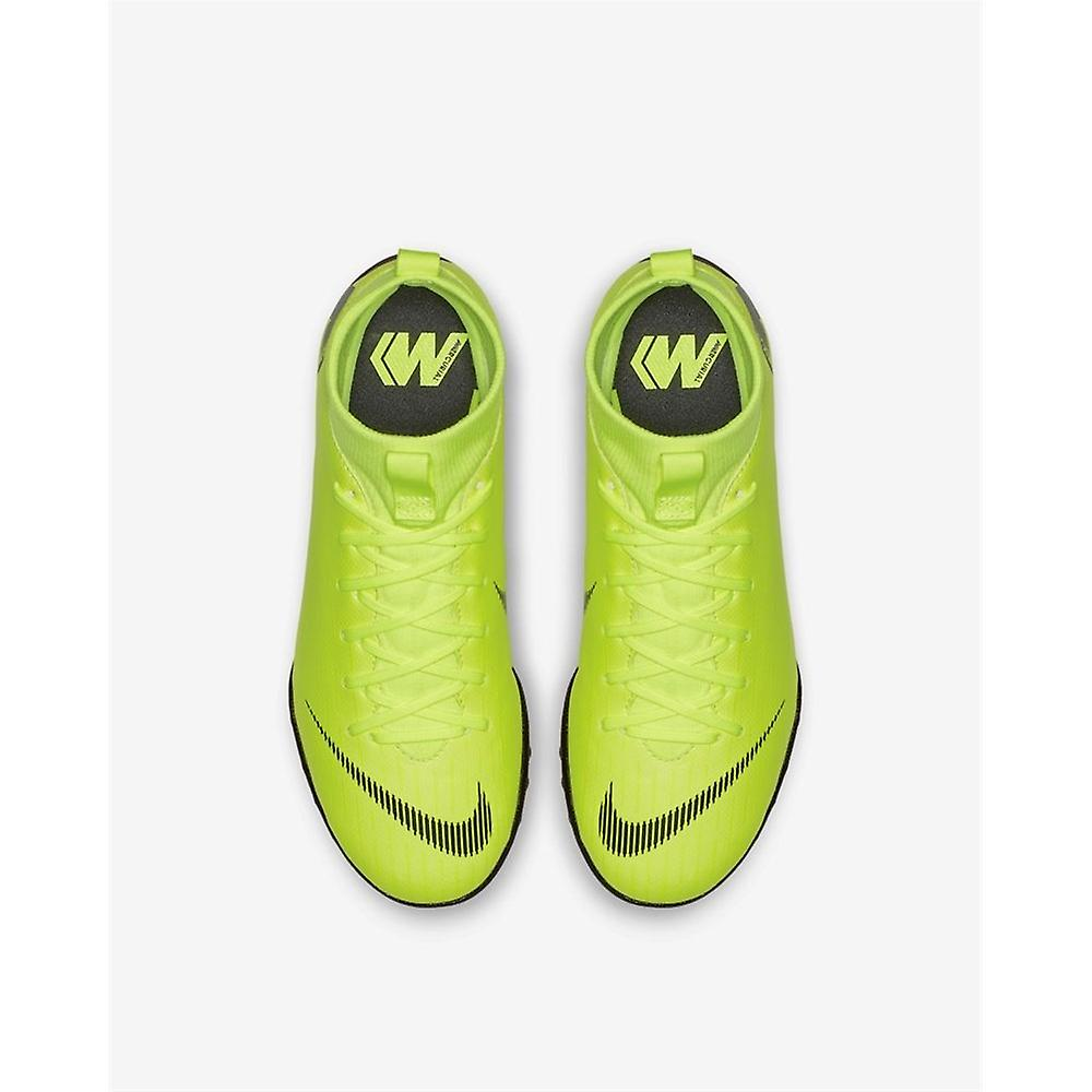 cheap for discount 3334c e7606 Nike JR Mercurialx Superfly VI Academy TF AH7344701 football all year kids  shoes
