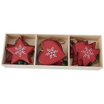 Heaven Sends Christmas Decorations - Scandi Assortment