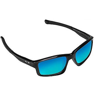 Best SEEK Polarized Replacement Lenses for Oakley CHAINLINK Black Blue Mirror