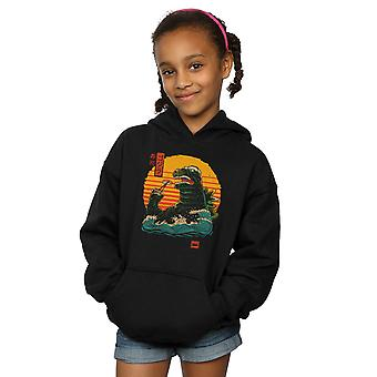 Vincent Trinidad Girls King Of Sushi Hoodie