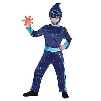 PJ maschere Ninja di notte - Costume bambino